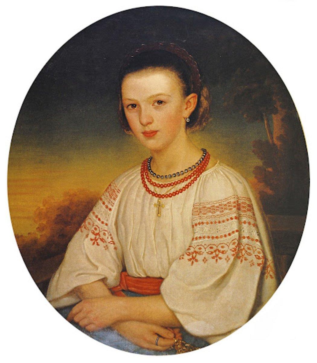 2) Виявляється вишиванки – один з найдавніших українських атрибутів.  Геродот стверджував 48ef82aa6278a