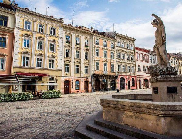 Львів увійшов у список 14-ти європейських туристичних напрямків 2018 року