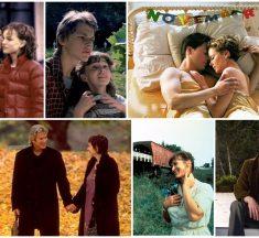ТОП-9 фільмів наповнених романтикою осені