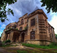 Маловідомий палац у Журавно на Львівщині