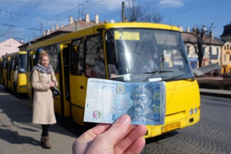 Франківці просять мера не піднімати ціну за проїзд у маршрутках