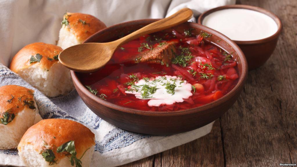 козацька їжа.гречвні пампушки з часником рецепт