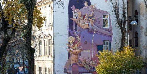 19 стінописів Львова, які варто побачити (фото)