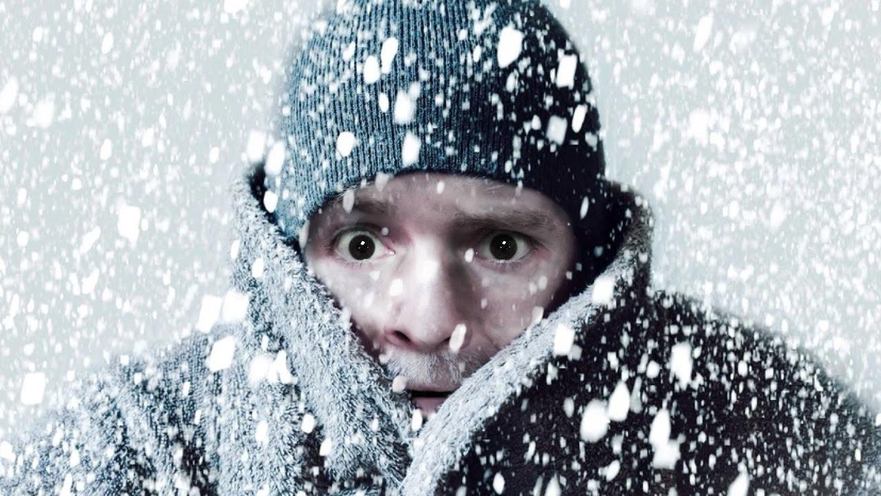 На Прикарпаття йде про сильне похолодання