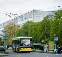 У Львові з'являться тролейбуси з кондиціонерами