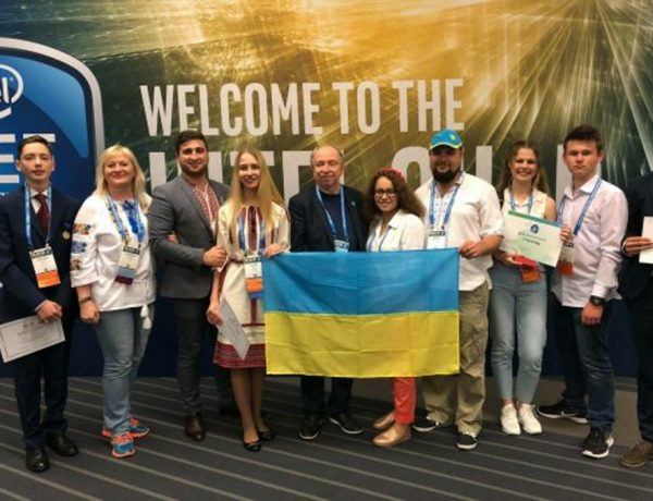 16-річна винахідниця зі Львова отримала дві нагороди на міжнародному конкурсі у США