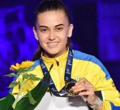Львів'янка стала чемпіонкою на етапі Кубку світу з фехтування на візках