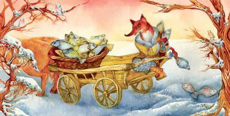 10 українських зимових казок, які варто прочитати дітям