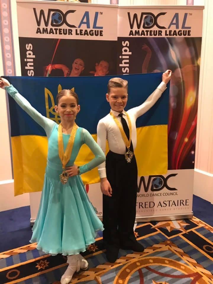 Танцювальна пара зі Стрия стала чемпіоном світу з бальних танців у двох програмах