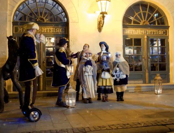 В мережі з'явилося офіційне різдвяне промо-відео про Львів