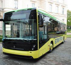 Концерн «Електрон» підписав контракт на виготовлення 50 тролейбусів для Львова
