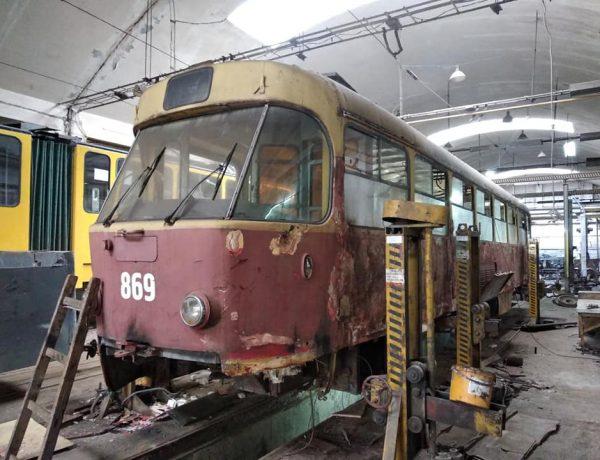 До 125-річчя львівського трамваю у місті відновлюють історичний вагон