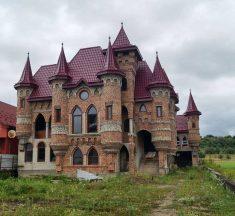 """20 фото та відео """"найбагатшого"""" села України: казкові палаци та розкішні вілли"""