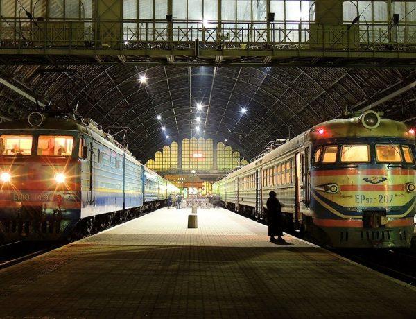Як зі Львова доїхати потягом за кордон — усі можливі напрямки