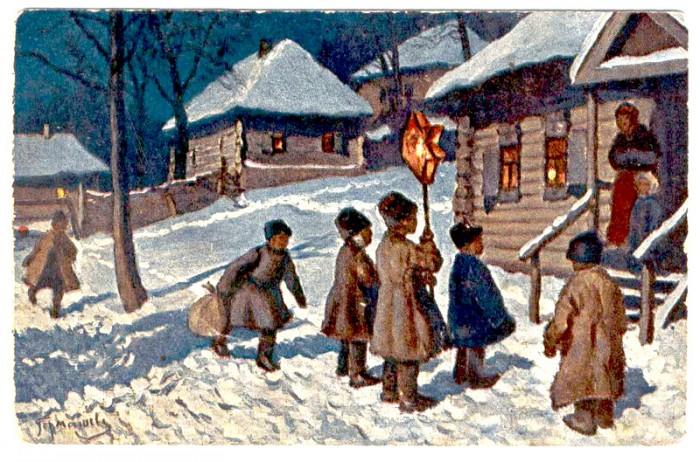 Коли колядують, щедрують, засівають в Україні на різдвяні свята 2020
